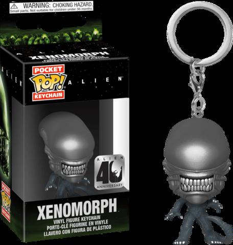 Брелок Ксеноморф || POP! Keychain Xenomorph