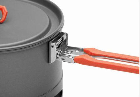 Картинка кастрюля Fire Maple Feast FMC-K2 1,5 литра  - 3