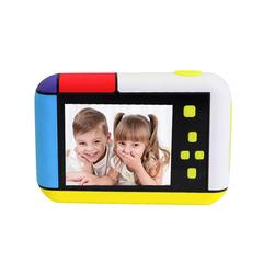 Фотоаппарат детский SmileZoom Микки Розовый 28 Мп дисплей