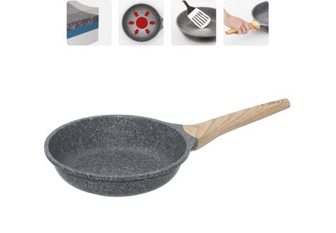 Сковорода с антипригарным покрытием Mineralica, 20 см NADOBA