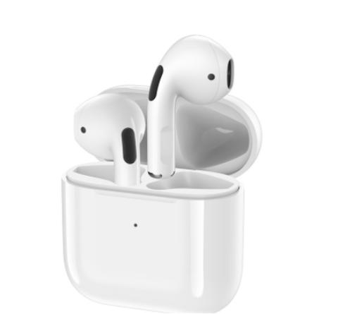 Remax Bluetooth Headphone True Wireless Stereo Music TWS-10 White