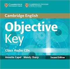 Objective Key (Second Edition) Class Audio CDs (2)