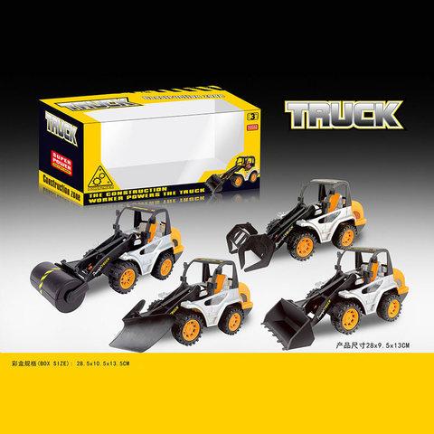 Трактор,  28 см. (в коробке), 039