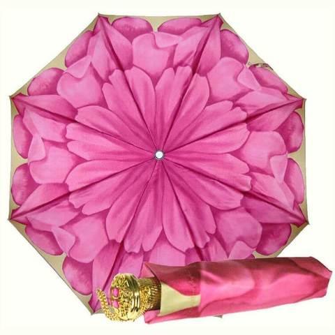 Элитный женский зонтик пион