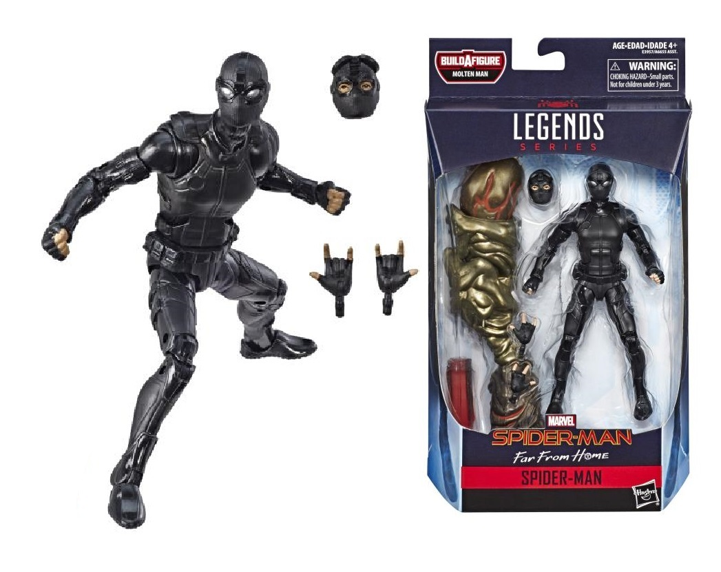 Скрытный Человек Паук - Spider-Man Stealth