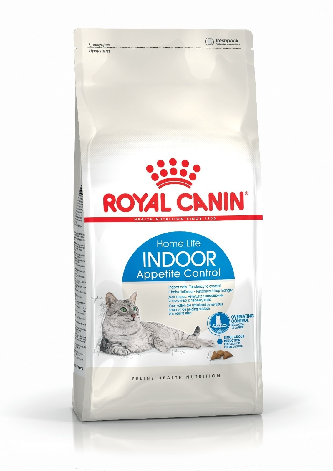 Royal Canin Indoor Appetite Control 2 кг.