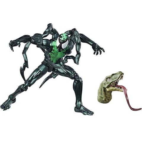 Человек-паук Лашер 15 см. Собери Фигурку Ящера