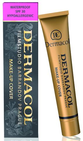 Dermacol Водостойкий тональный крем Make-up Cover тон № 223 (*240)