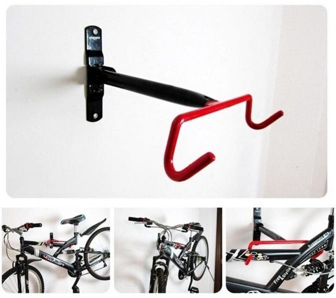 Крюк настенный для велосипеда VLX-BH04 за раму
