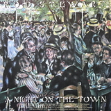 Rod Stewart / A Night On The Town (LP)