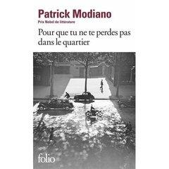 Pour Ne Pas Que Tu Te Perdes Dans Le Quartier - French