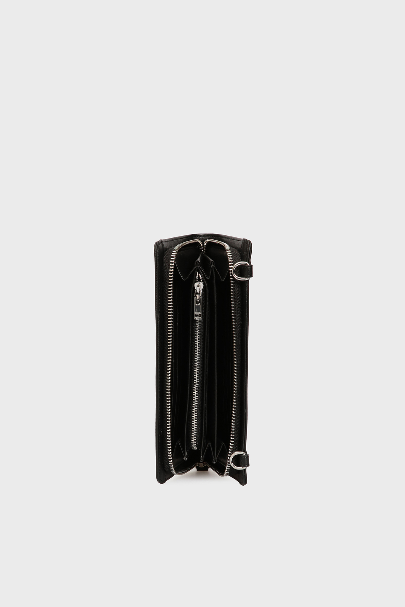 Женский черный кошелек COPIRY DUPLET Diesel