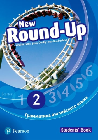 NEW Round-Up 2 Student's Book + MyEnglishLab (Special Edition)