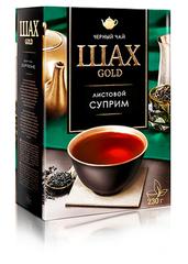 Çay \ Чай \ Black Tea Shah Gold Supreme 230 q