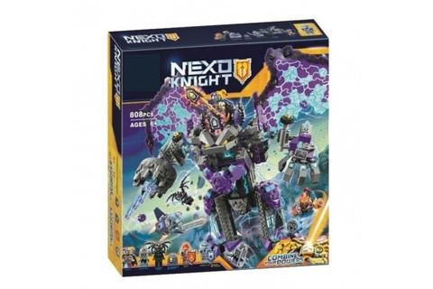 Конструктор Nexo Knight 10705 Каменный великан-разрушитель