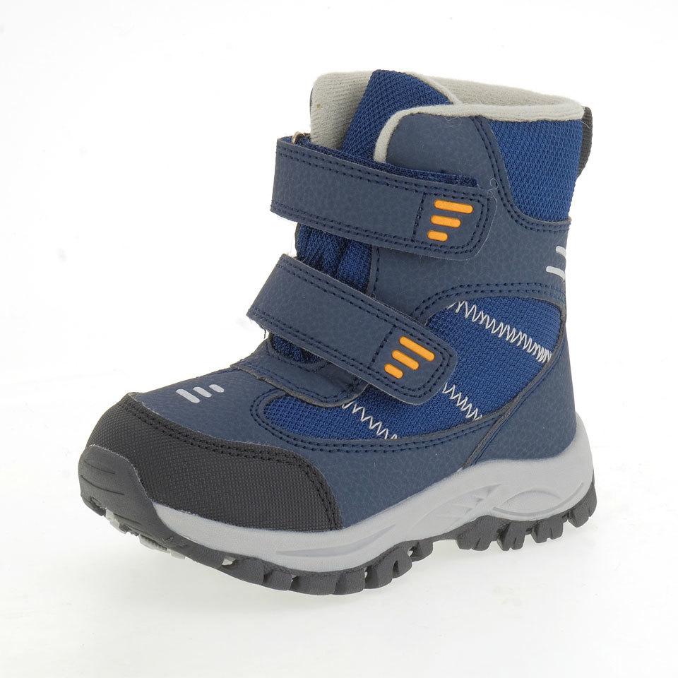 Ботинки ZENDEN _ 17-02BO-065SN синий