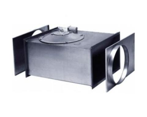 Канальный вентилятор Ostberg RK 600x300 F1 / RKC 315 F1 для прямоугольных воздуховодов