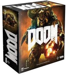 Настольная игра Doom / Дум (на русском языке)