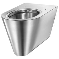 Чаша унитаза подвесного антивандальная Delabie S21 110310 фото
