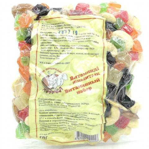Смесь ХРУМКА Витаминная Цукаты 250 гр в/у КАЗАХСТАН