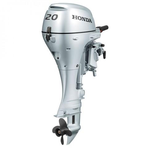 Лодочный мотор Honda BF20 SHU