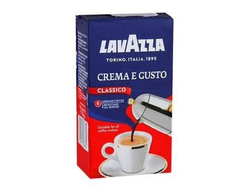 Купить LavAzza Crema e Gusto, 250 г в/у