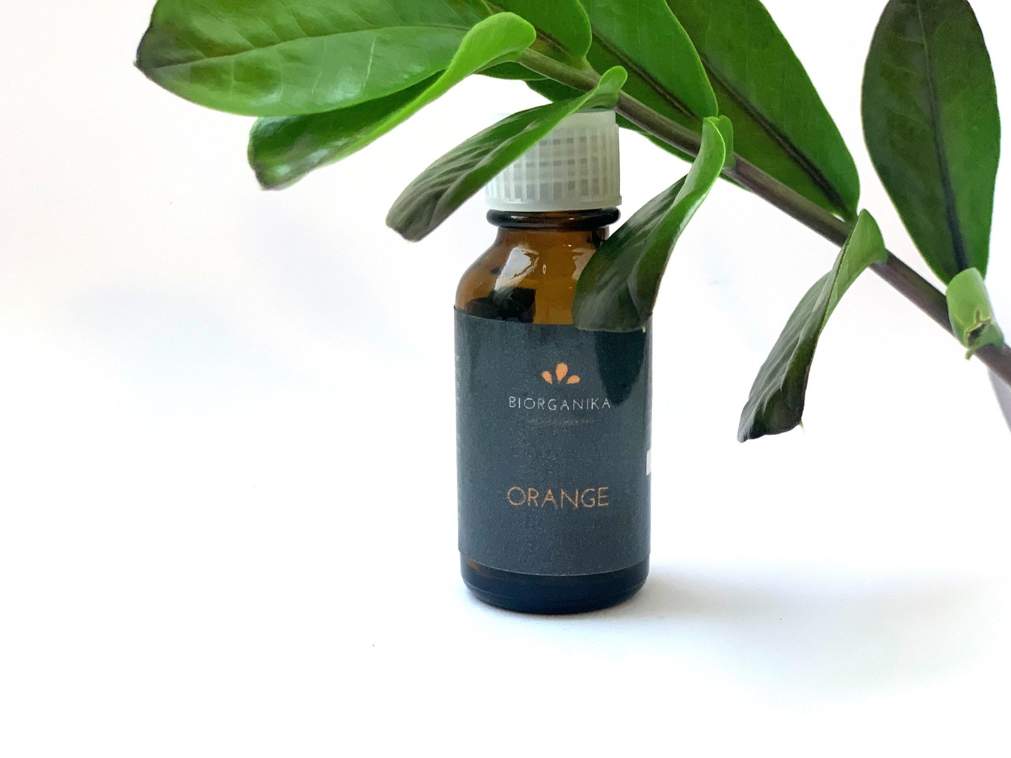 Эфирное масло Orange