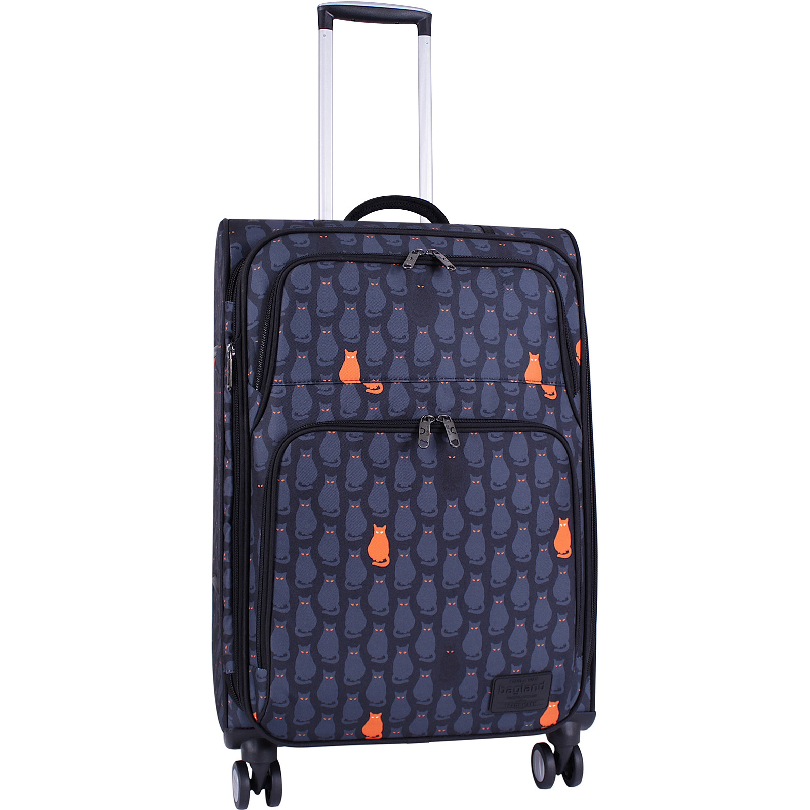 Дорожные чемоданы Чемодан Bagland Валенсия средний дизайн 63 л. сублимация 193 (0037966244) IMG_4752_суб.193_.JPG