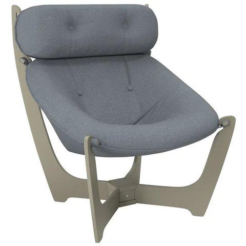 Кресло для отдыха Комфорт Модель 11 серый ясень/Montana 804