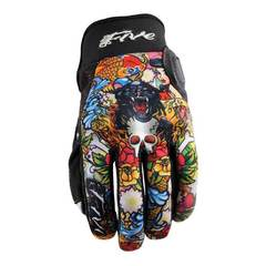 Мотоперчатки Five Planet Gloves Tattoo Cougar