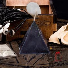 Свеча – ритуал «Медитация» с эфирным маслом ладана