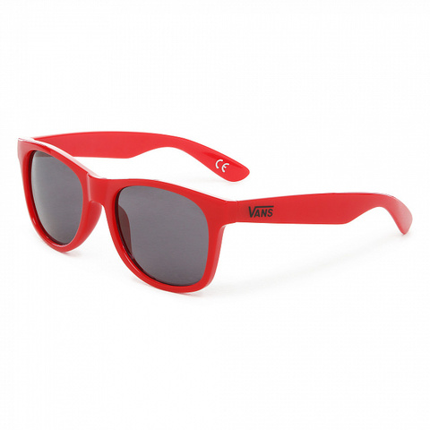 Очки VANS MN SPICOLI 4 SHADES RACING RED