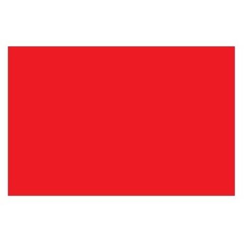 Доска разделочная VALEX  500х350х15мм полипропилен ( Красная ).