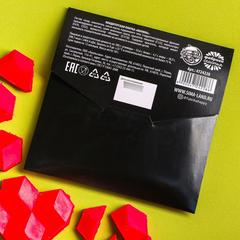 Цветная кондитерская плитка «Займи свой рот»: со вкусом малина, 50 г.