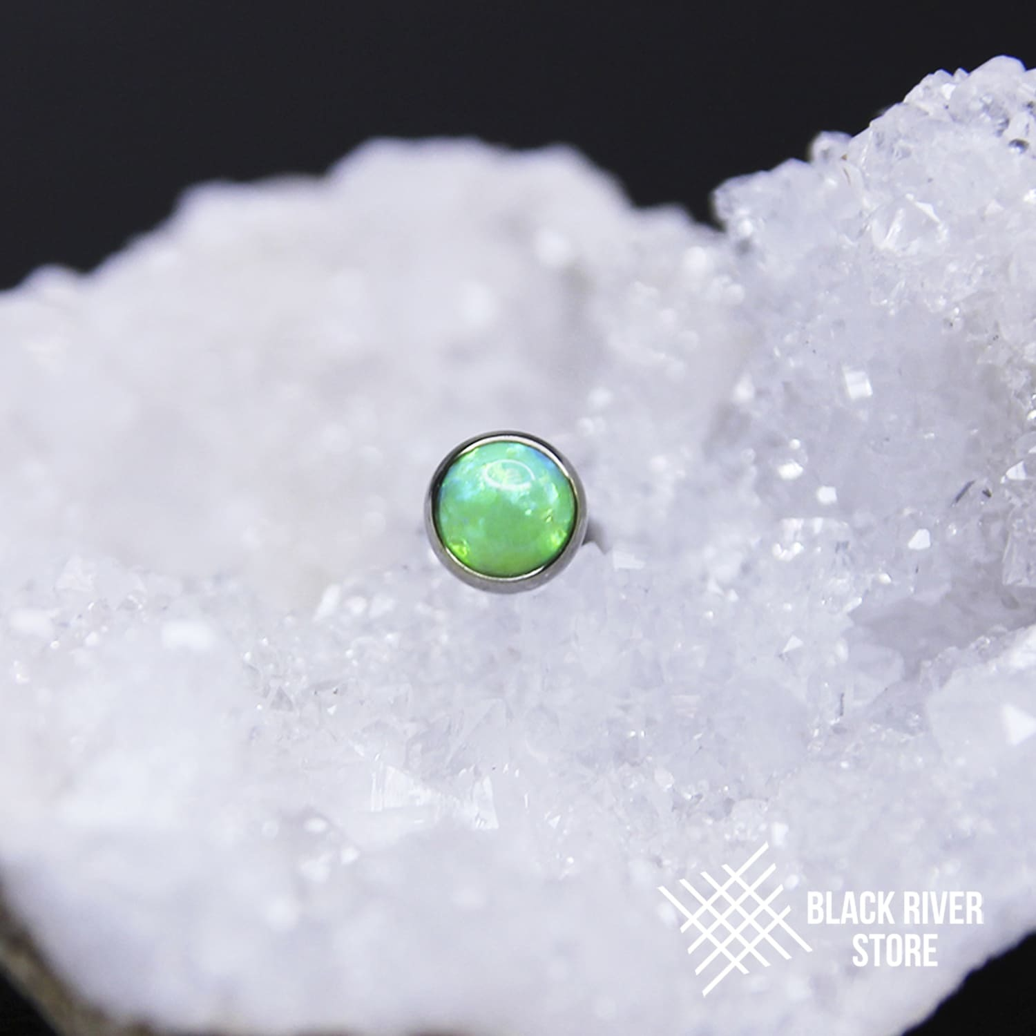 IS Lime Green Opal
