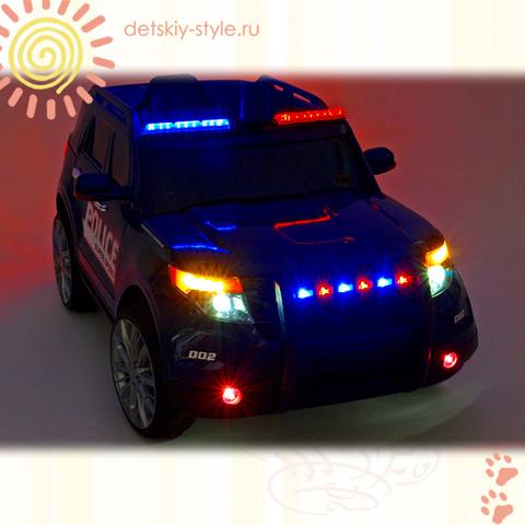 "Электромобиль ""Ford Explorer Police""  (CH9935)"