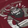 Футболка Hardcore Training Time to Raid Red