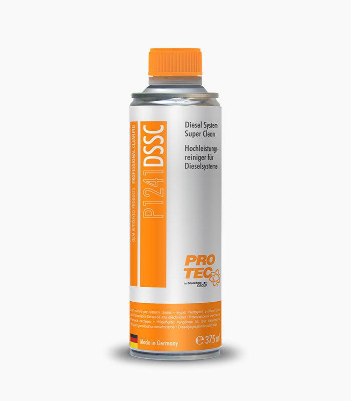 P1241 PRO-TEC Очиститель дизельных форсунок / Diesel System Super Clean (375 мл)