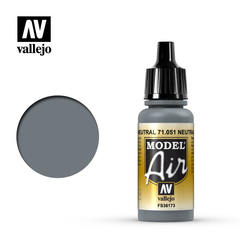 Model air 51: 17 ml. Neutral gray