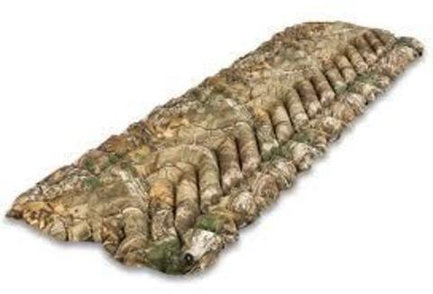 Надувной коврик Klymit Static V Realtree EDGE, камуфляжный