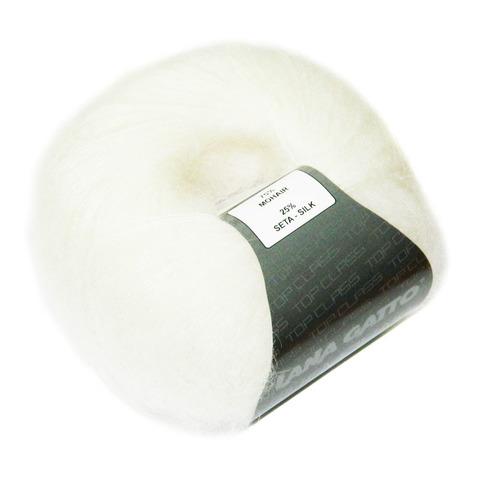 Купить Пряжа Lana Gatto Silk Mohair Код цвета 6027 | Интернет-магазин пряжи «Пряха»