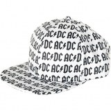 Бейсболка AC/DC - All Over Print