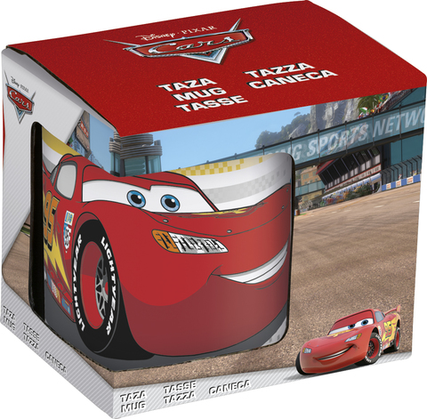 Тачки Молния Маккуин Кружка керамическая — Cup Cars