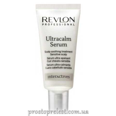 Revlon Professional Interactives Ultra Calm Serum - Сыворотка ультра-успокаивающая для кожи головы