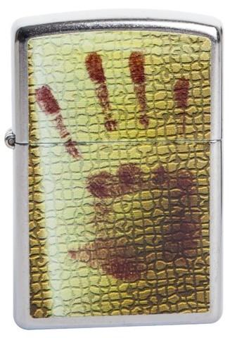 Зажигалка Zippo Hand Print