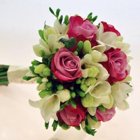 Свадебный букет #464