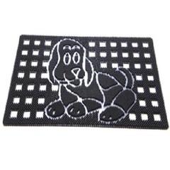 Коврик резиновый перфорированный Cleanwill DRP 236 Punched Puppy mat 450х750 мм
