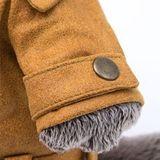 Кот Басик в куртке-косухе