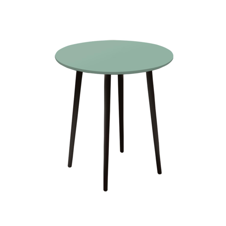 Маленький обеденный стол Спутник 70 см - вид 9