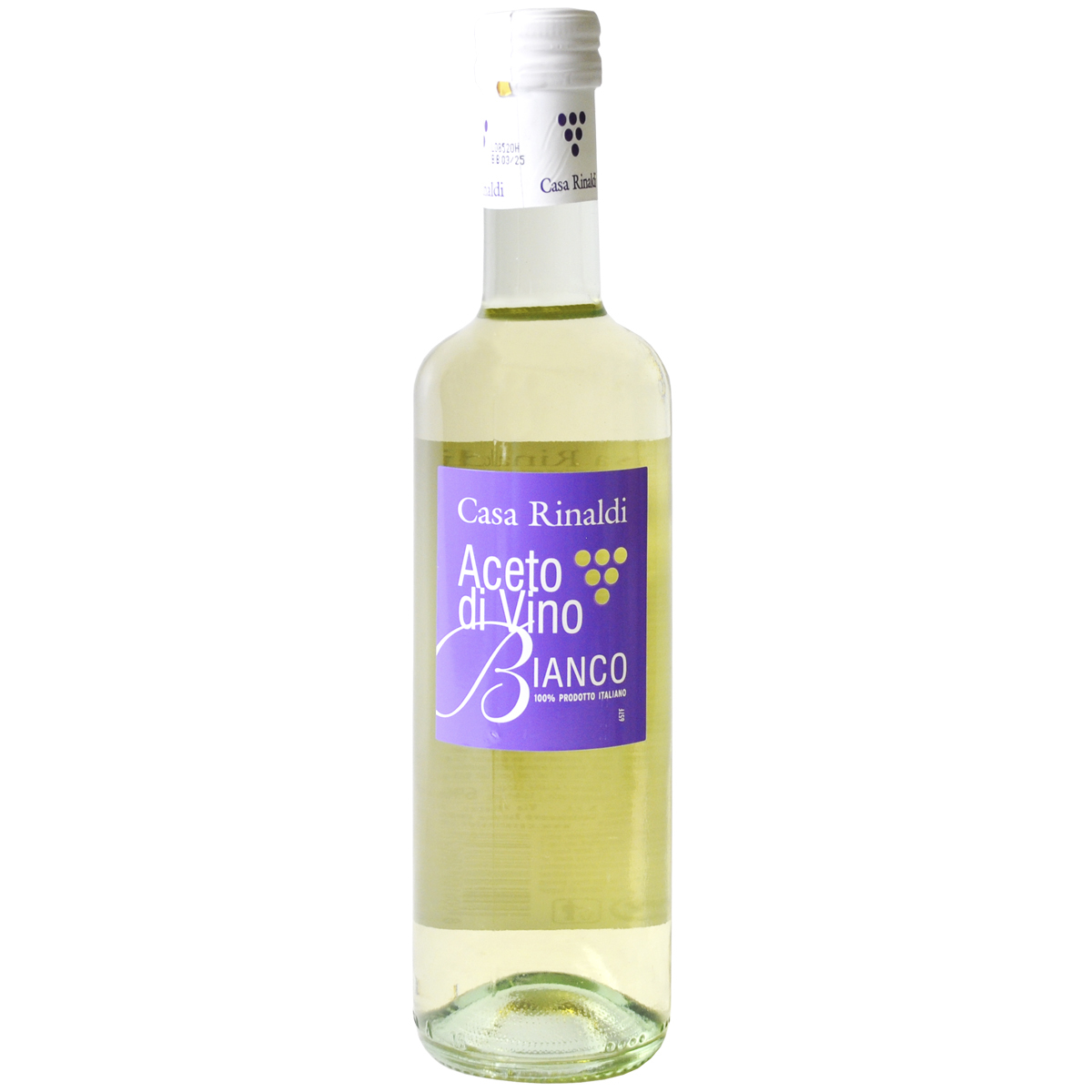 Уксус Casa Rinaldi из белого вина 500 мл